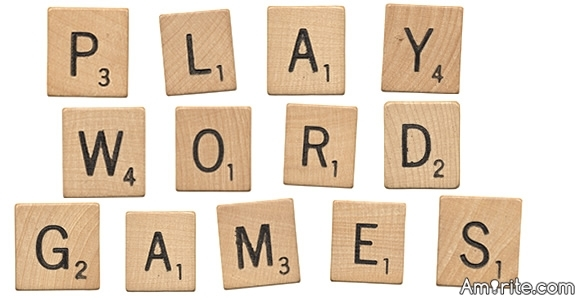 The Acronym Game! Pick a word from previous sentence   and make an